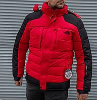 Куртка мужская зимняя The North Face RED до -25*С / пуховик зимний