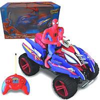"""Квадроцикл на радиоуправлении """"Spiderman"""" 3268"""