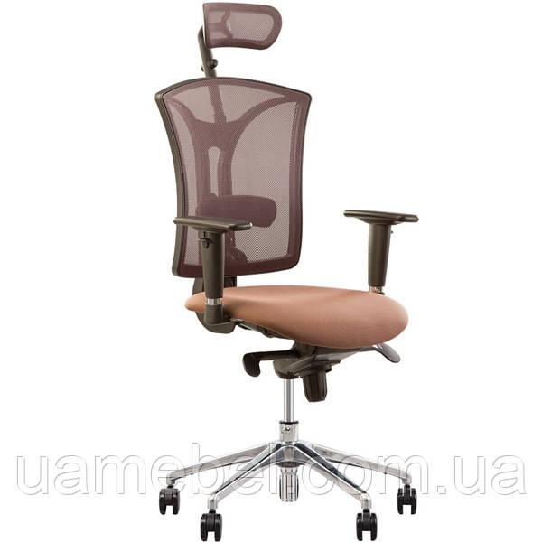 Крісло офісне PILOT (ПІЛОТ) R (HR) NET OH