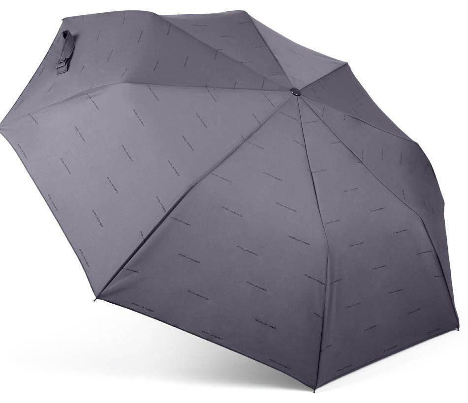 Автоматический зонт  Piquadro Ombrelli, серый