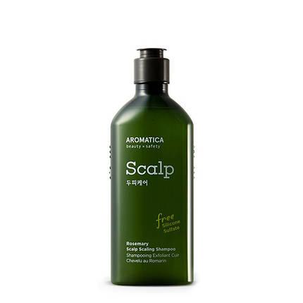 Бессульфатный укрепляющий шампунь с розмарином  AromaticaRosemary Scalp Scaling Shampoo, 250 мл, фото 2