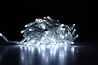 Уличная светодиодная гирлянда нить Lumion String Light (Стринг лайт) 200 led наружная цвет белый холодный