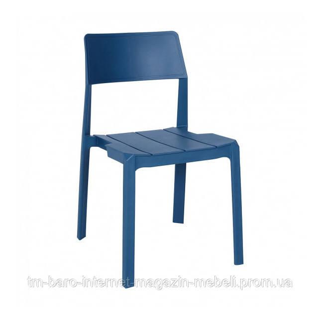 Стул Adonic (Адоник) синий, Nicolas