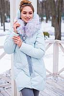 Куртка пуховик женский зимний Эжени Nui Very