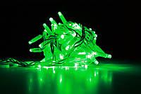 Уличная светодиодная гирлянда нить Lumion String Light (Стринг лайт) 200 led наружная цвет зеленый