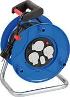Удлинитель на катушке Garant с функцией зарядки USB 25м H05VV-F3G1,5, фото 1