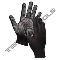 Рабочие перчатки нейлоновые (3 цвета в мешке)