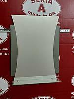 Двойное фигурное зеркало в ванную №84 /Дюбель в Подарок