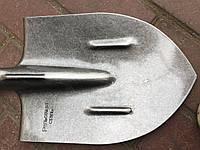 Лопата штыковая остроконечная из рельсовой стали