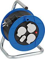 Удлинитель на катушке Garant с функцией зарядки USB 15м H05VV-F3G1,5, фото 1