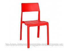 Стул Adonic (Адоник) красный, Nicolas
