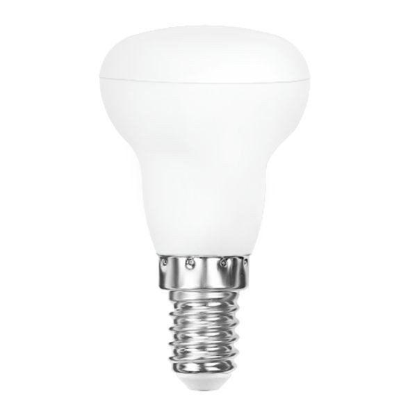 Світлодіодна лампа Biom BT-556 R63 9W E27 4500К матова