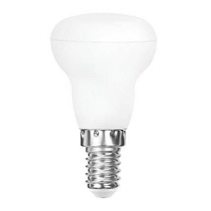 Світлодіодна лампа Biom BT-556 R63 9W E27 4500К матова, фото 2