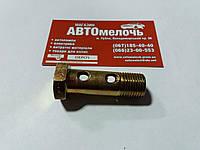 Болт штуцерный (топливный) под 2 штуцера М16х1.5