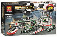 "Конструктор Bela 10782 ""Мерседес команда Формулы-1"" (реплика Lego Speed Champions 75883), 1015 дет, фото 1"