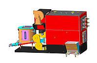 Котел твердотопливный Kriger КВм(а) Hybrid с механической подачей топлива