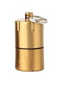 Мини бензиновая зажигалка. Микро зажигалка EDC запальничка бензинова міні. золотой