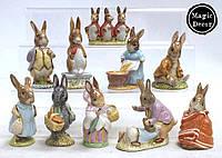 Beswick Beatrix Potter Peter Rabbit кролик Питер фигурка статуэтка фарфор Англия