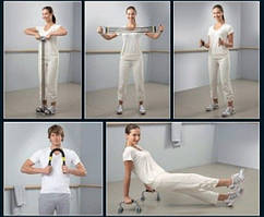 Набор тренажеров B-Square fitness из Германии (5шт)