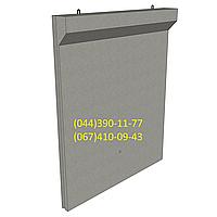 Плита лицевая подпорной стенки ПЛ-1