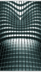 Обігрівач-картина інфрачервоний настінний ТРІО 400W 100 х 57 см, абстракція Hi-Tech 3D