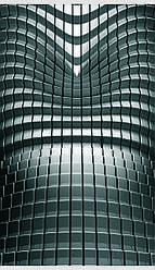 Обогреватель-картина инфракрасный настенный ТРИО 400W 100 х 57 см, абстракция Hi-Tech 3D