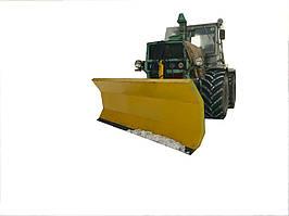 Отвал лопата снегоуборочная Т-150, ХТЗ, ХТА-Слобожанец