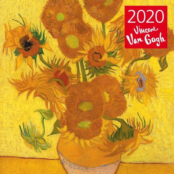 Ван Гог. Календарь настенный на 2020 год (300х300 мм)