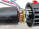 Электродвигатель отопителя ГАЗ 3302, ПАЗ с крыльчаткой (ДК) 68.3780-K-DK, фото 3