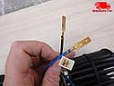 Электродвигатель отопителя ГАЗ 3302, ПАЗ с крыльчаткой (ДК) 68.3780-K-DK, фото 4