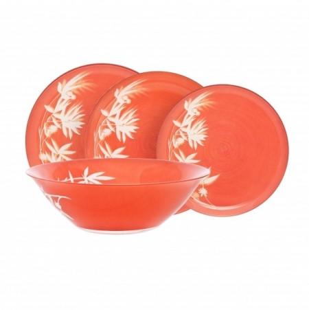 Сервіз столовий 19 пр Darjeeling Orange Luminarc H3581