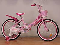 """Детский велосипед 16"""" Crossride Vogue And Classic (Ardis) для детей 4-6 лет"""