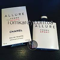Chanel Allure Homme Sport 100 ml.