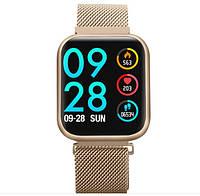 Смарт часы Smart Braselet P80 Gold