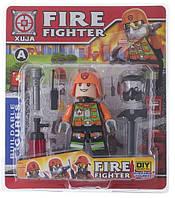Конструктор Space Baby Fire фігурка і аксесуари 6 видів