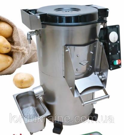 Картофелечистка промышленная МОК-400