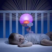 Музыкальная подвеска на кроватку First Dreams Закат Chicco, фото 3