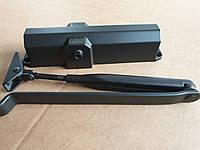 Доводчик дверной DORMA TS Compaсt с ножницами коричневый