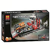 """Конструктор Bela 10825 """"Корабль на воздушной подушке"""" (реплика Lego Technic 42076), 1020 дет, фото 1"""