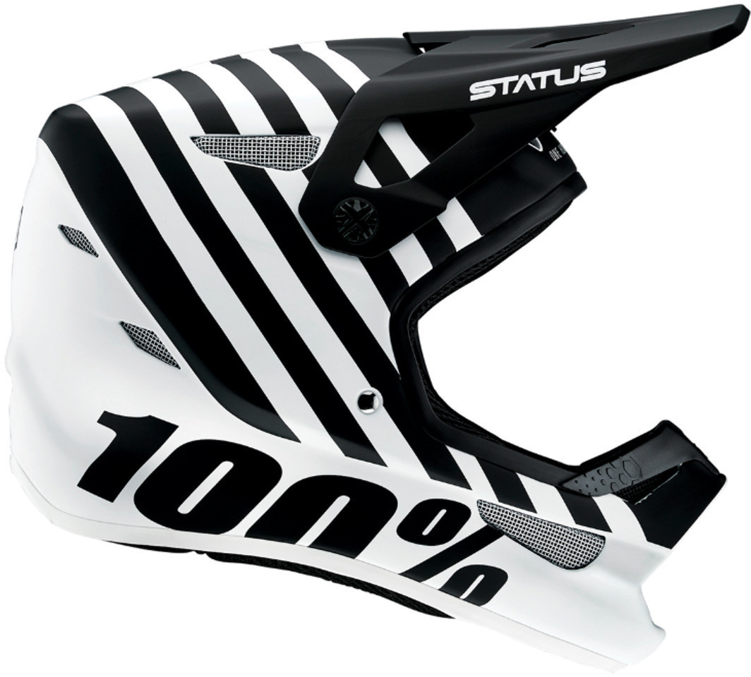Вело шлем Ride 100% STATUS DH/BMX Helmet [Arsenal], L