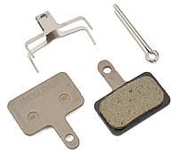 Тормозные колодки дисковые Shimano B01S Resin (органика)
