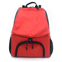 Рюкзак для переноски котов и собак Турист №1 20 х 30 х 33 см красный, фото 2
