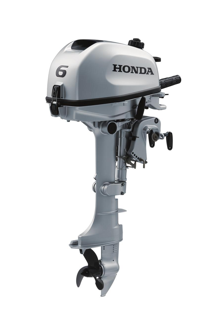 Лодочный двигатель Honda (Хонда) BF6AH SHU