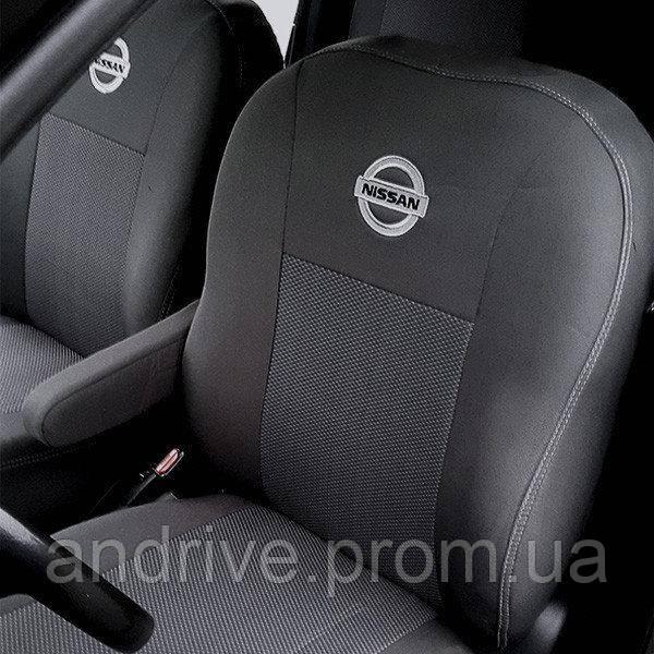 Авточехлы Nissan Leaf с 2010 г