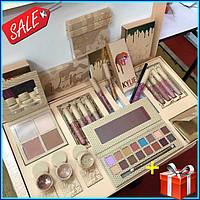 Большой подарочный набор косметики Kylie Jenner Take Me On Vacation Set, набор для макияжа Кали, реплика,Акция