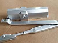 Доводчик дверной DORMA TS Compaсt с ножницами серый