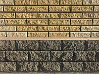 Плитка облицовочная цокольная Скала/250x120x22/серая