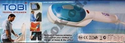 Отпариватель утюжок ручной Tobi Travel steamer (Тоби трэвэл стимэр) -  Торговая площадка «voZok b3a91850aa551