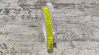 Светоотражающая полоса самоклейка Жёлтая