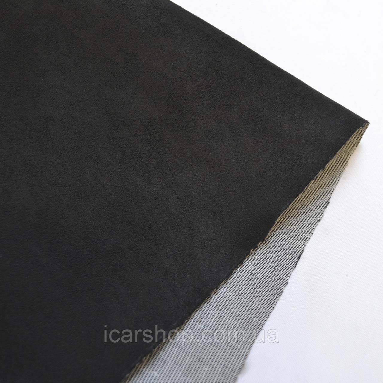 Ткань 648 / Черный (1,45м)